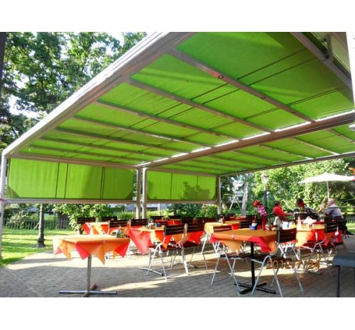 Retractable Roof Awnings / Pergola